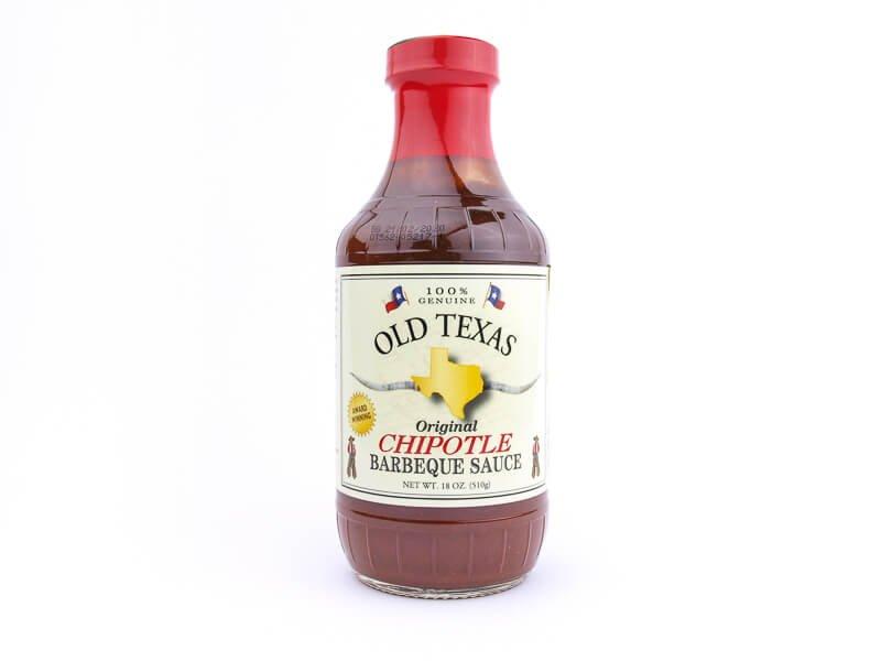 Umak Old Texas chipotle BBQ 455ml