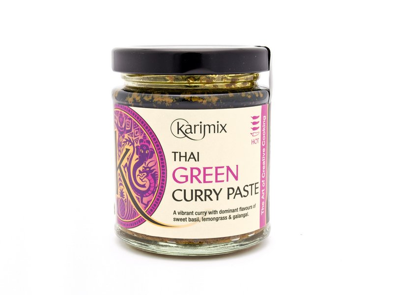 Thai green curry paste 175g
