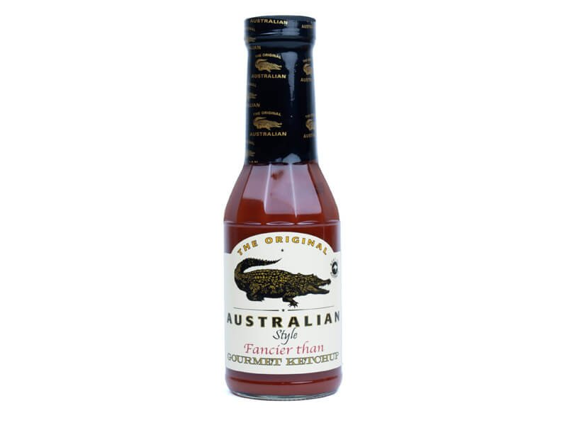 Tomato ketchup fancier than gourmet 355ml