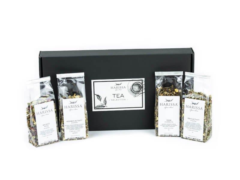 Poklon Kutija Ayurveda Tea Selection