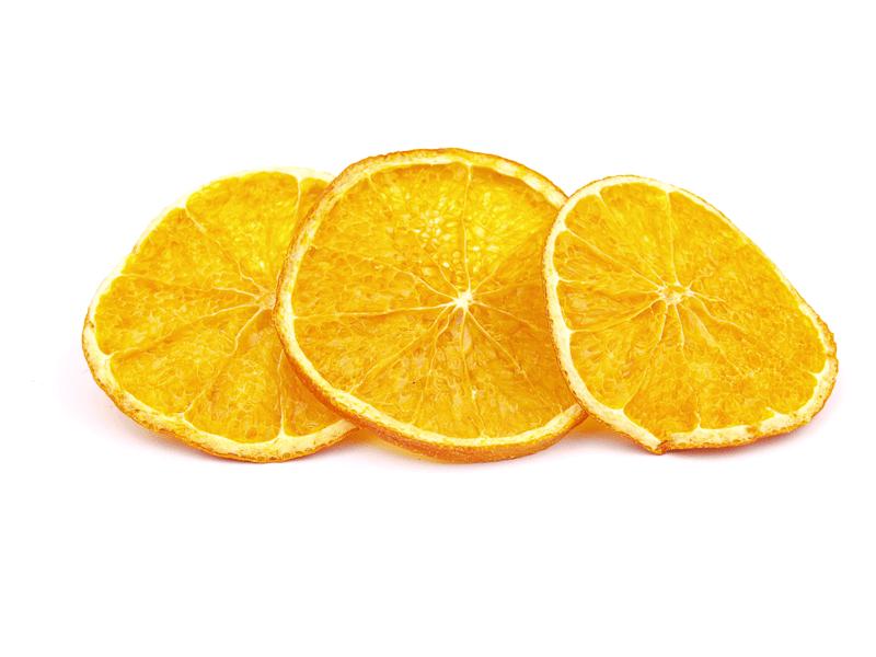 Naranča ploške sušene