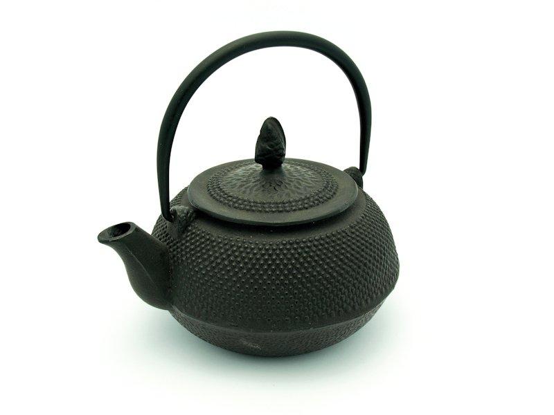 Čajnik željezni Kiyoko Crni 0,8l