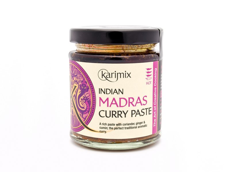 Madras curry paste 175g