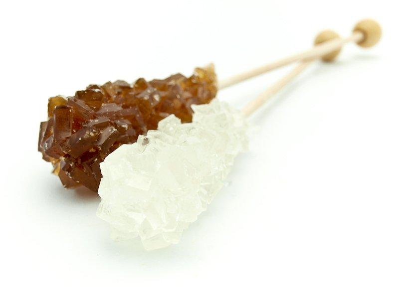 Šećer na štapiću smeđi