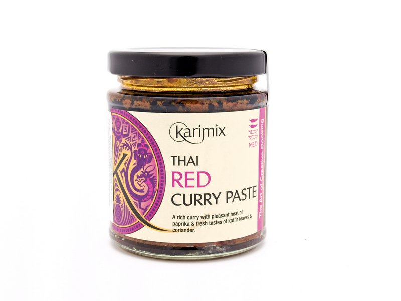 Thai red curry paste 175g