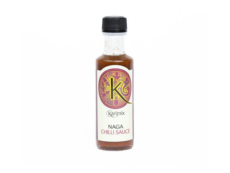 Naga Chilli Sauce 107g