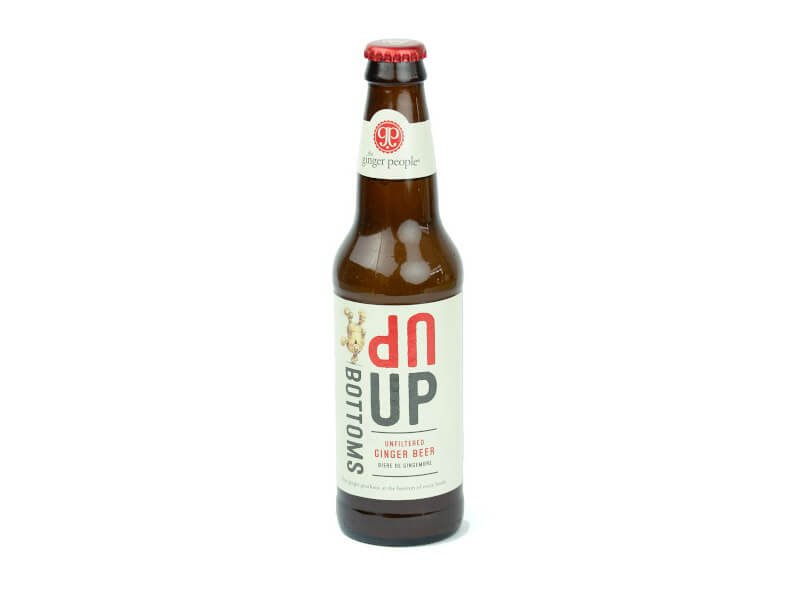 Đumbirovo pivo Bottoms Up