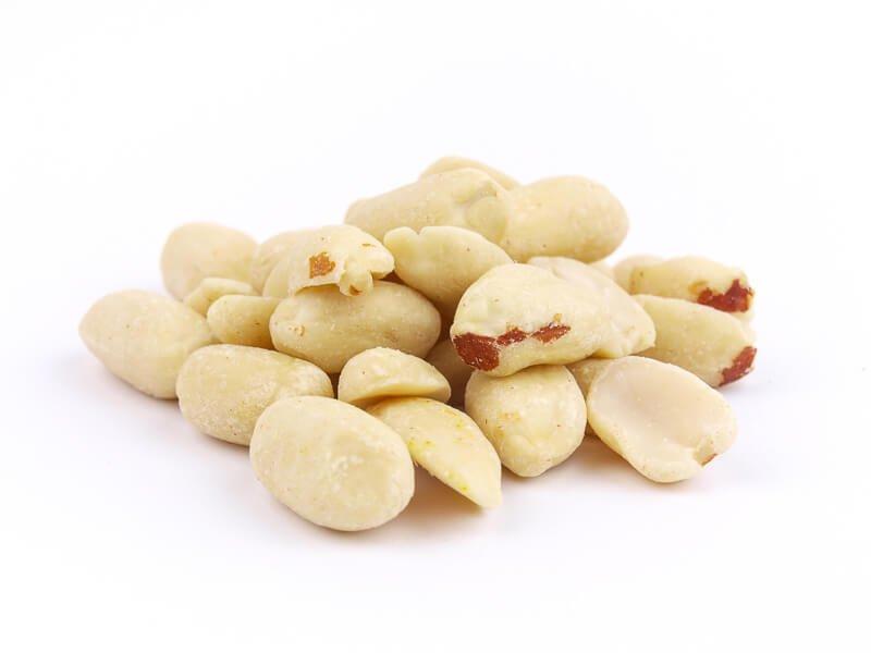 Kikiriki sirovi blanširani