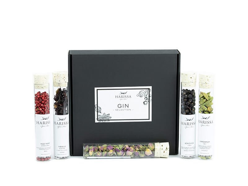 Poklon Kutija Gin Selection Premium