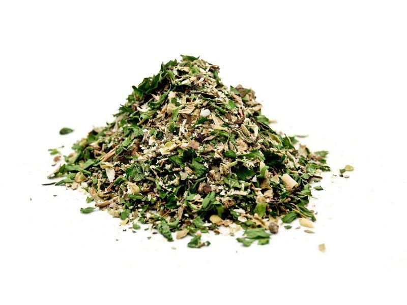 Mješavina od bilja za dipove