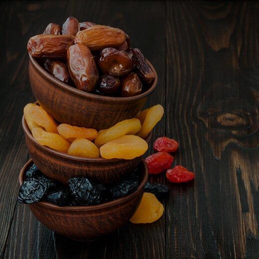 Suho voće
