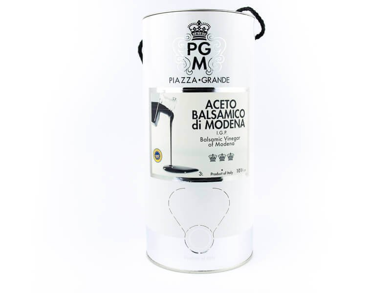 5000006 - Rinfuza Aceto Balsamico Di Modena Pgi 3 Krune