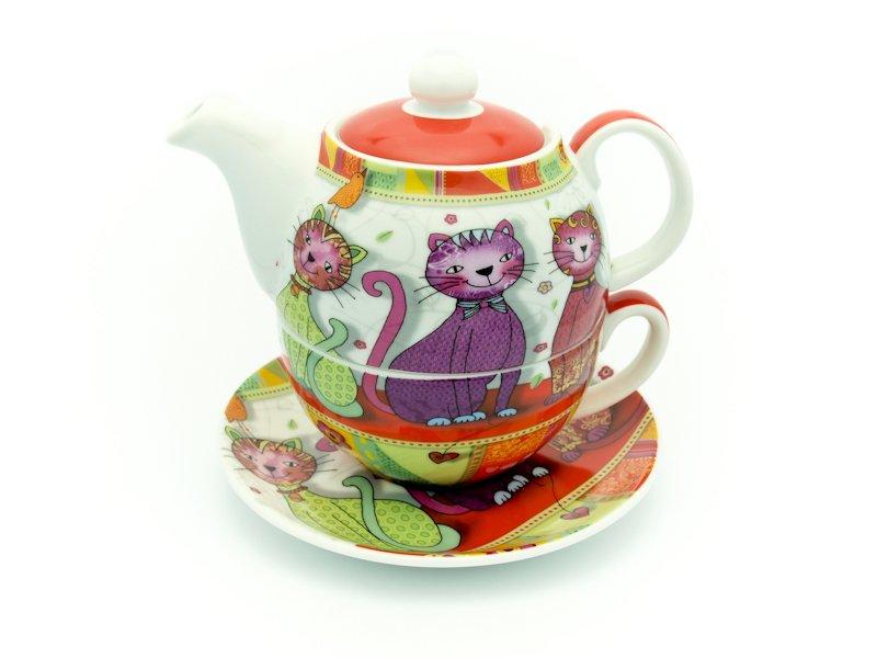 Set Tea For One Evi Porculan