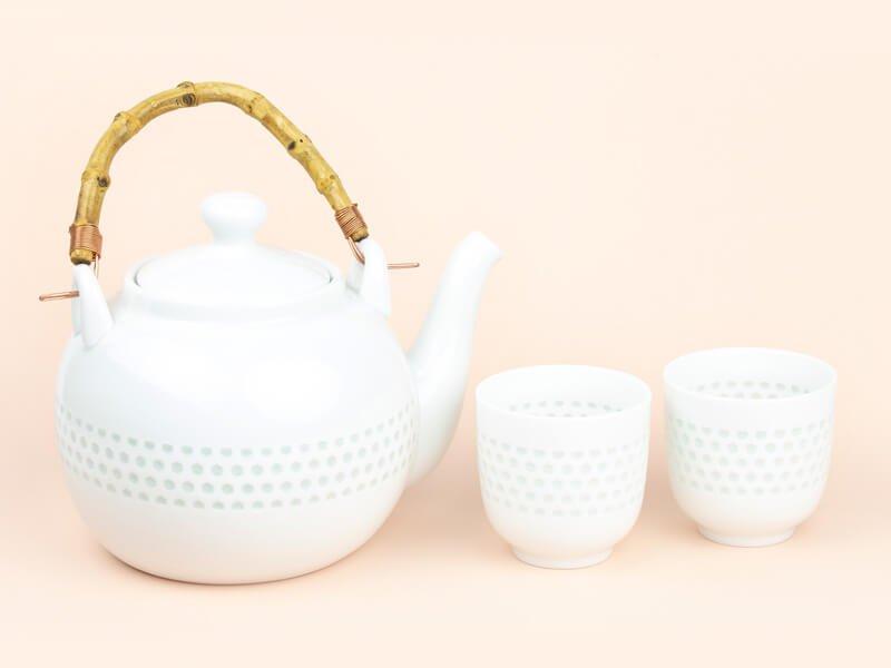 Set Za čaj Guang Porculan