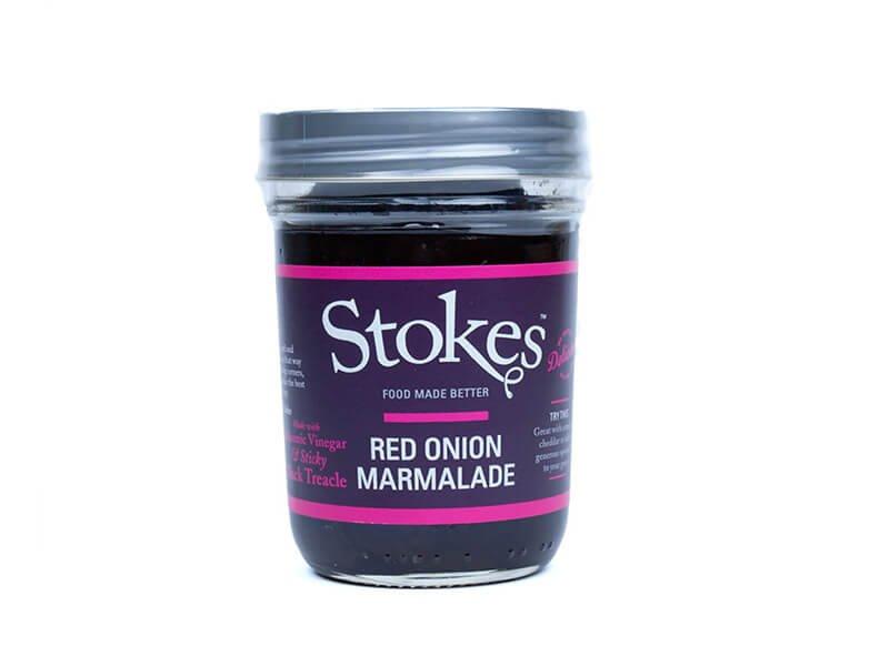 Stokes red onion marmelade 265g