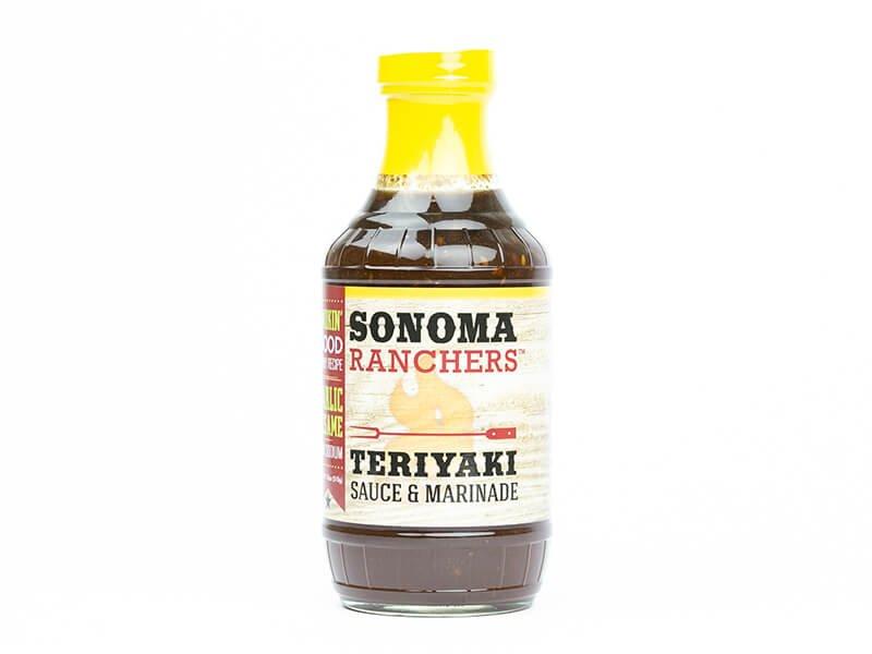 Sonoma Ranches teriyaki umak 455ml