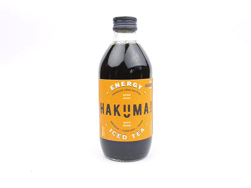 5001344 - Hakuma Energy 330ml