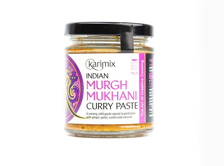 Murgh mukhani curry paste 175g