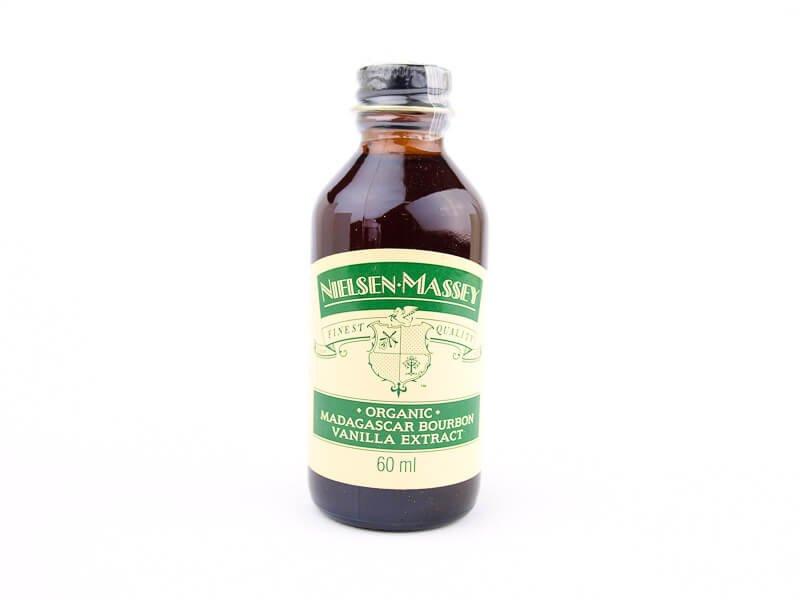 Vanilija bourbon ekstrakt BIO 60ml